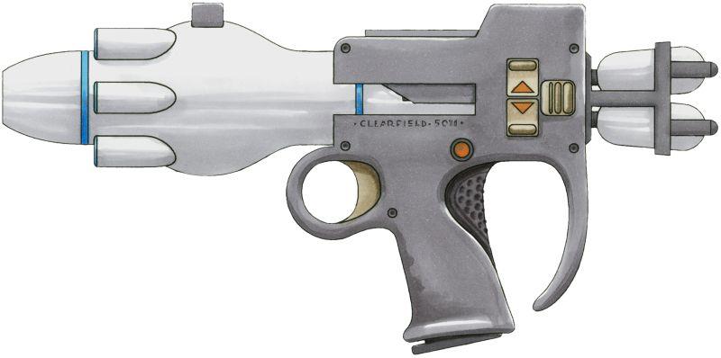 Mehr Ausrüstung für den Spieler